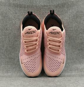nike air max 270 chaussures de fitness femmes new fruit rose